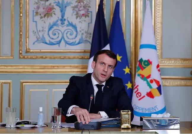 Emmanuel Macron sur la mort du chef du groupe terroriste au Sahara : «Il s'agit d'un nouveau succès majeur dans le combat que nous menons» (Twitter)