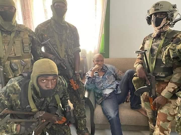 Coup d'Etat militaire : Human Rights Watch appelle la junte au respect des droits humains de tous les Guinéens (Déclaration)