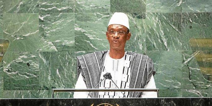 Fin de l'opération Barkhane : à la tribune de l'ONU, le Premier ministre malien accuse la France d'un « abandon en plein vol »