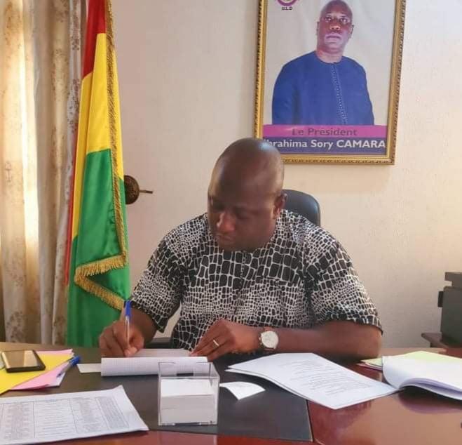 Ibrahima Sory Camara du parti ULD : « Peuple de Guinée, adoptons une culture de travail » (Opinion)