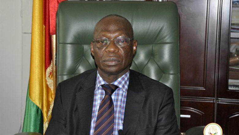 Lettre ouverte au président Colonel Mamadi Doumbouya : Non au recyclage ! Bouréma Condé doit démissionner !