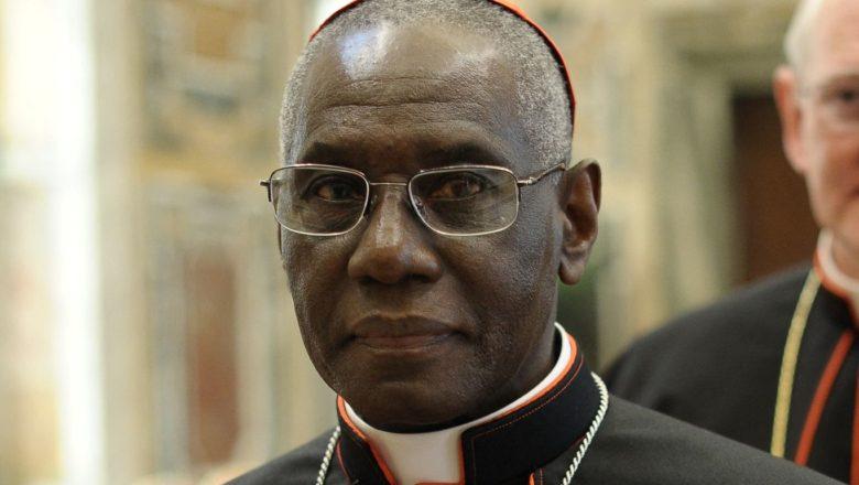 « Pour l'éternité », c'est le titre du nouveau livre du Cardinal Robert Sarah