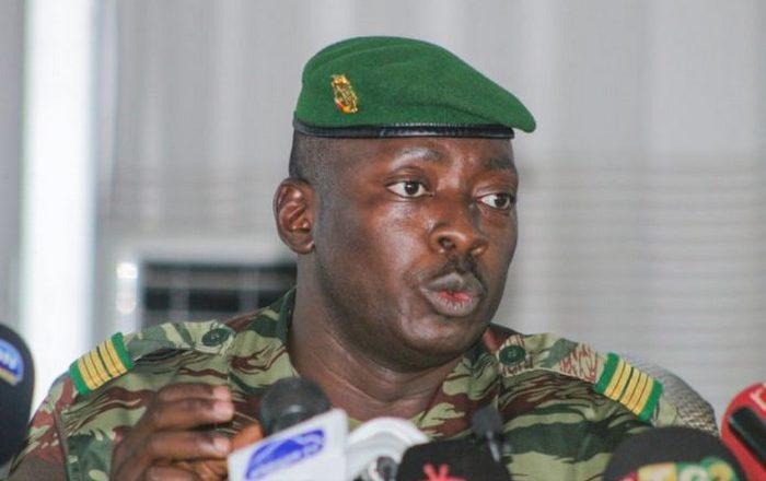 Présidence de la République : colonel Amara Camara nommé SG avec rang de ministre