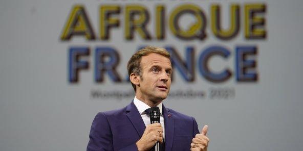 Le président Macron sur le 3ème mandat d'Alpha Condé, « je l'avais condamné publiquement… qu'est-ce que je pouvais faire d'autre ? »