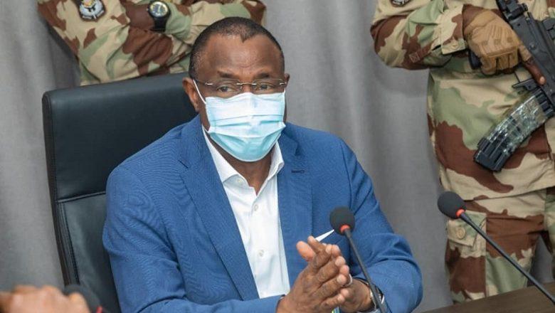 Guinée : le PM Béavogui promet de « mettre en place un gouvernement au service de la population guinéenne… »