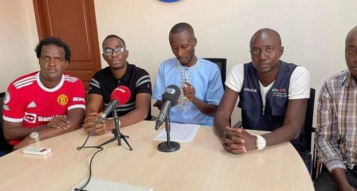 Des blessés par balles à Djoma media : le syndicat de la presse s'indigne et menace de « boycotter les activités du CNRD » (Déclaration)