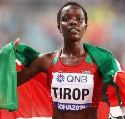 Kenya : le mari de l'athlète poignardée Agnes Tirop arrêté à Mombasa