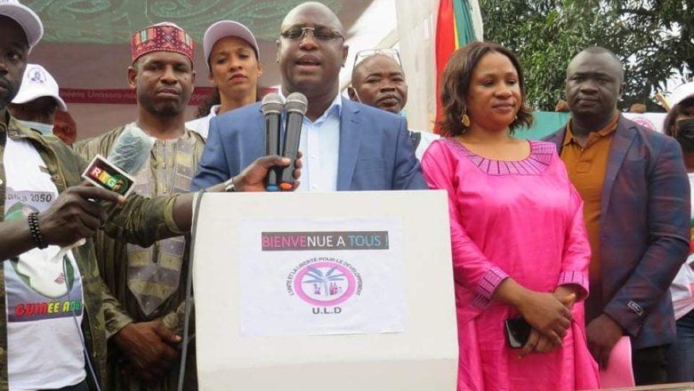 An 63 de l'indépendance guinéenne : le parti ULD et ses militants rendent hommage aux « combattants de la liberté »