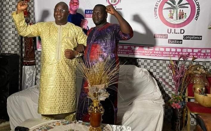 Guinée profonde : le président du parti ULD, Ibrahima Sory Camara à la conquête des Siguirinkas